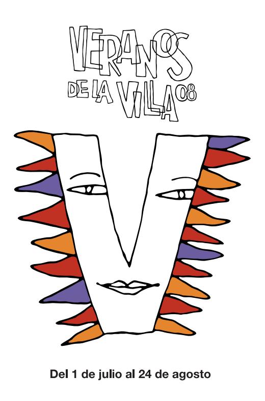 imagen cartel Edición 2008