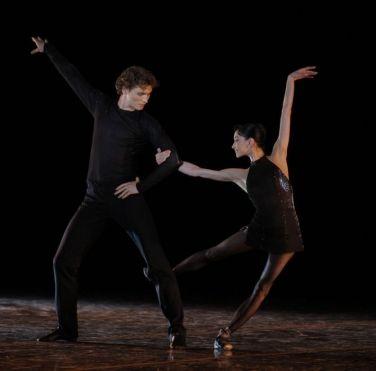 Duke Ellington Ballet. Foto: Álvaro García