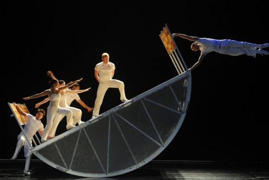 Diavolo Dance Theatre. Foto: Andrés de Gabriel