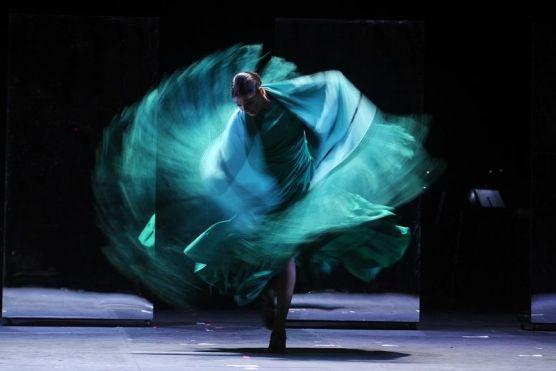 Flamenco Hoy. Foto: Andrés de Gabriel