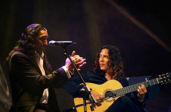 Cigala & Tomatito. Foto: Paco Manzano