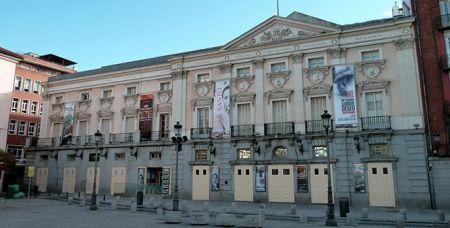 Paisaje o vista de Teatro Español
