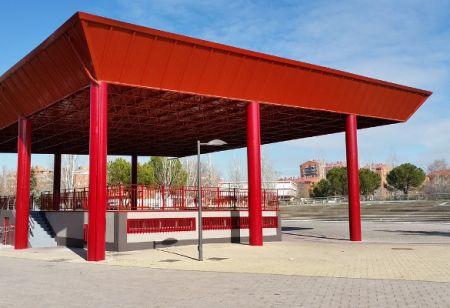 Paisaje o vista de Auditorio Municipal Las Trece Rosas