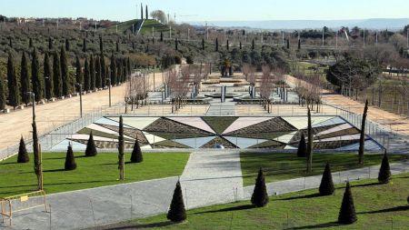 Paisaje o vista de Parque Juan Carlos I