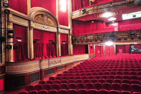 Paisaje o vista de Teatro Lope de Vega